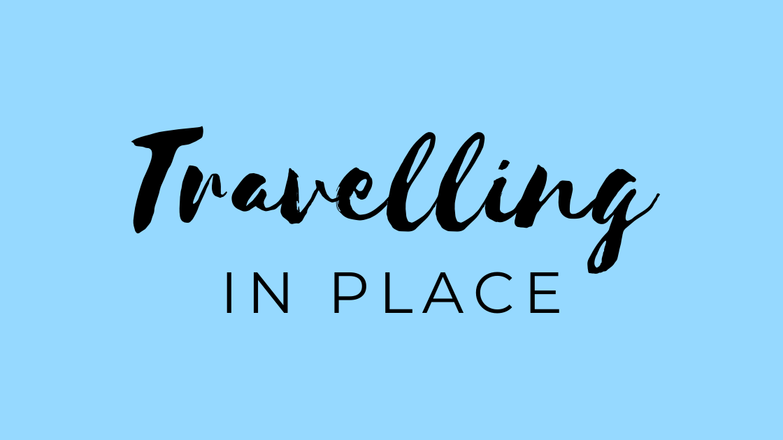 title of article: Travelling in Place