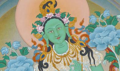 Drupchen de Tara 2021 en línea