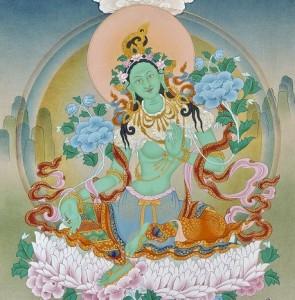 Méditation et Sadhana de Tara